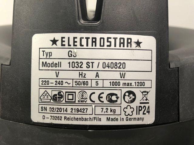 Starmix GS 1032 ST Industriesauger Staubsauger Nass-/Trockensauger Electrostar – Bild 3
