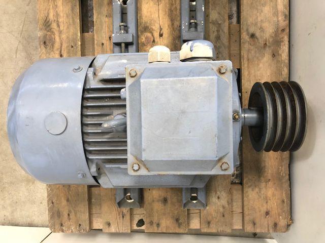 Cimme 2MGA160M-4 Elektromotor Getriebemotor Starkstrom 1750 U/min 12,7 kW – Bild 5