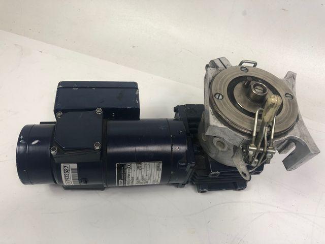 Bauer BS04-71V/P04LA25-G Getriebemotor Motor 180 V 2500 U/min 0,10 kW – Bild 1