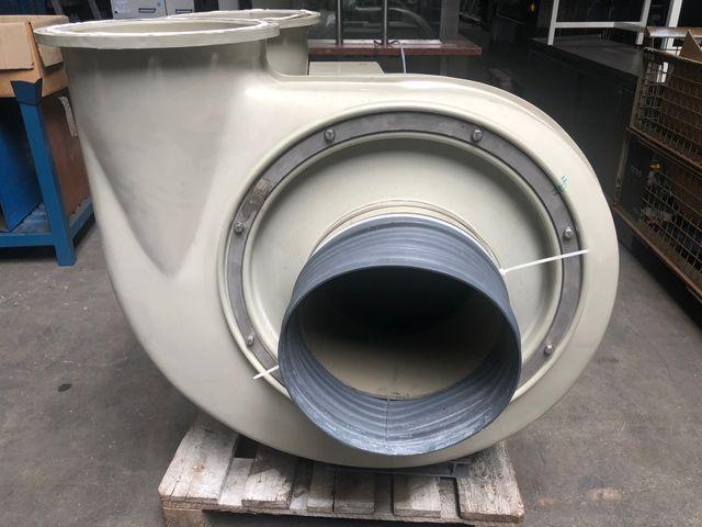 Radialventilator CMV 315-6 Absauganlage Absaugung Gebläse Exhaust Elektromotor – Bild 2