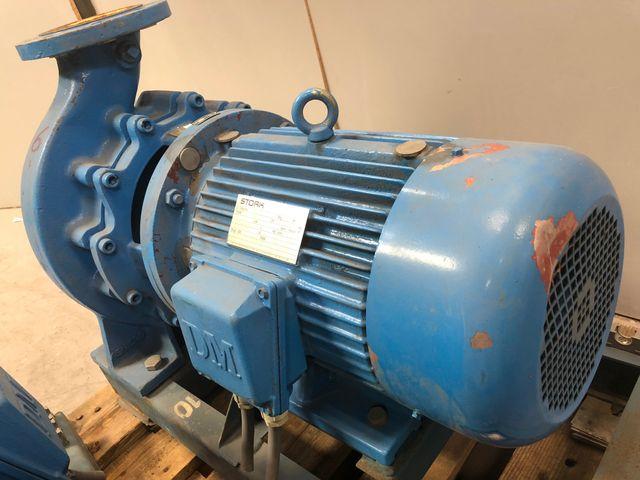 Stork Kreiselpumpe CB80-250G1 Pumpe Elektromotor DM132M4 / 1450 rpm 7,5 kW  – Bild 2