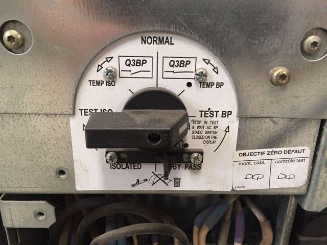 USV UPS GALAXY 3000 30kVA Unabhängige Stromversorgung – Bild 9