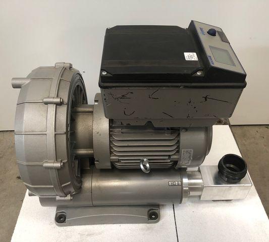 Becker Seitenkanalverdichter Vakuumpumpe FDR112 mit Frequenzumrichter V 7,5 kW  – Bild 3