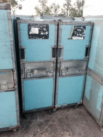 17x Isoliercontainer Thermorollcontainer Thermocontainer Rollcontainer Restposten – Bild 2