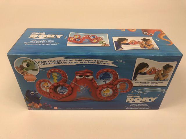Bandai 36600 Findet Dorie Surprise Squirt Hank Spielset Disney Pixar Findet Dory – Bild 2
