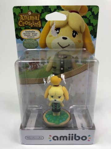 Amiibo - Melinda  - Animal Crossing  Collection - Nintendo