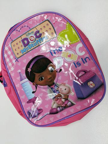 Disney Doc McStuffins Kinderrucksack Kindergarten Schultasche Schulanfang – Bild 2