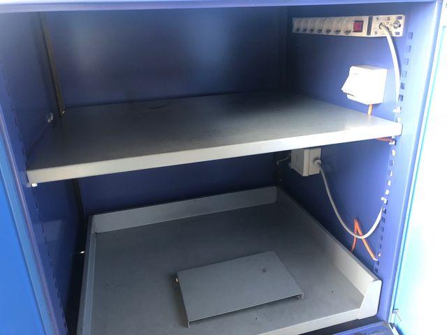 ThurMetall Computerschrank 800 x 700 x 1600 mm Metallschrank Industriequalität – Bild 4