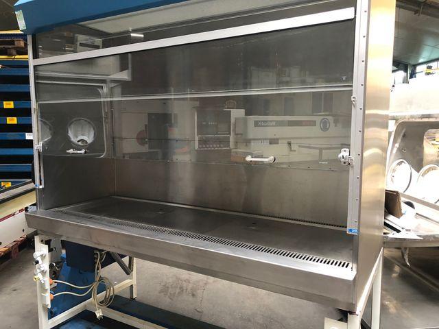 Clean Air DLF BSS6 Laborabzug BS5726 Edelstahl Abzug Sicherheitsschrank – Bild 3