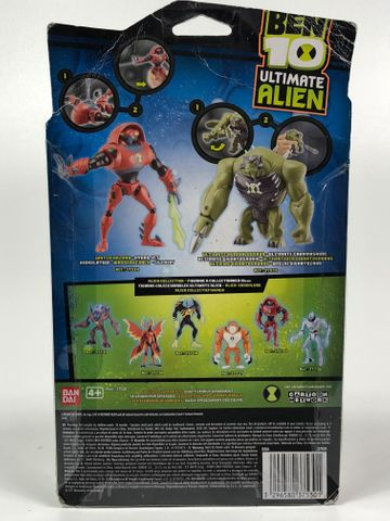 Bandai Ben 10 - Water Hazard - Ultimate Alien - Actionfigur - ab 4 Jahren – Bild 2