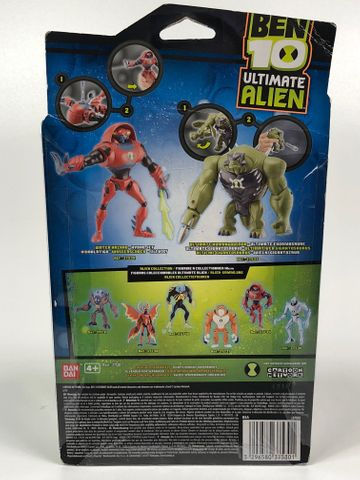Bandai Ben 10 - Ultimate Humungosaur - Ultimate Alien - Actionfigur - ab 4 Jahre – Bild 2