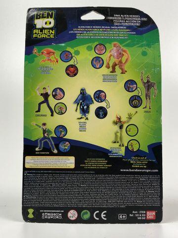 Bandai Ben 10 - Kevin Levin - DNA Alien Heroes - Actionfigur - ab 4 Jahren – Bild 2