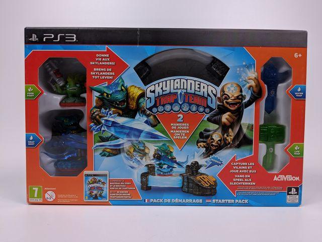Skylanders - Trap Team Starter Pack - PS3 - Activision – Bild 1