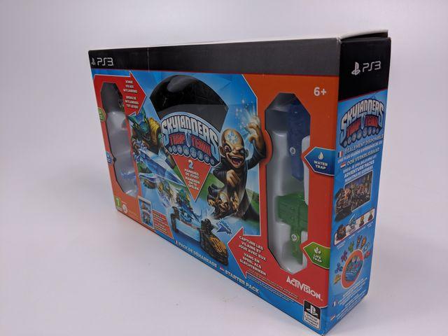 Skylanders - Trap Team Starter Pack - PS3 - Activision – Bild 2