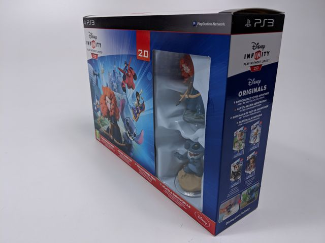 Disney Infinity Play without Limits 2.0 Toybox Combo-Set PS3 Playstation 3 – Bild 2