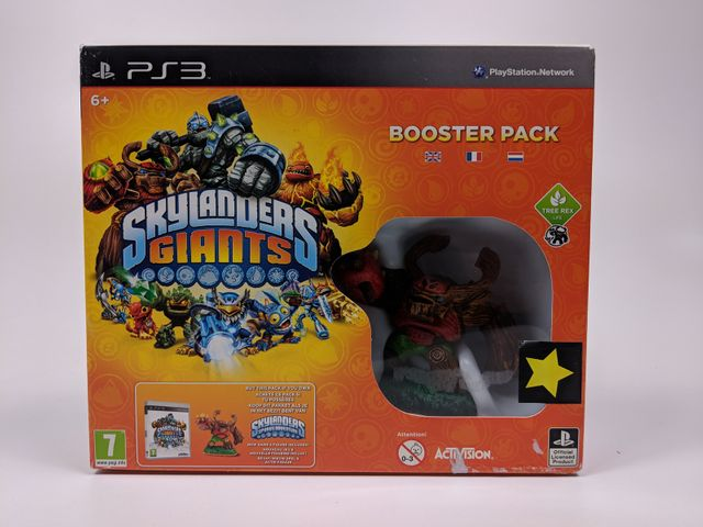 Skylanders Giants Booster Pack Playstation 3 - PS3 - Activision – Bild 1