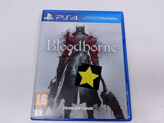 Bloodborne Standard Edition - PlayStation 4 - PS4 - Game - Spiel – Bild 1