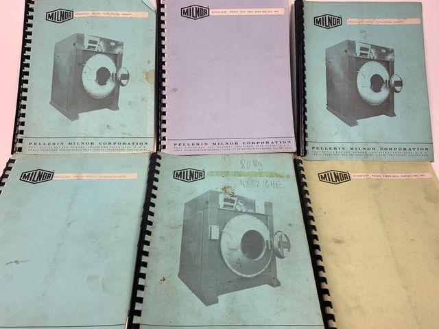 Pellerin Milnor 72044WE1 Industriewaschmaschine 318 kg Waschmaschine Wäscherei  – Bild 12