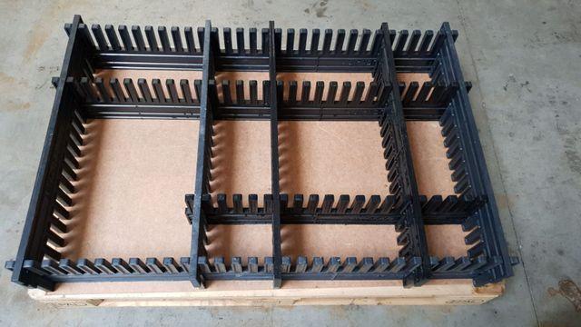 LOCK-IT Fachteiler Steckleiste Seperator 750 x 180 x 15 mm Gefachteiler  – Bild 4