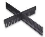 LOCK-IT Fachteiler Steckleiste Seperator 750 x 180 x 15 mm Gefachteiler  001