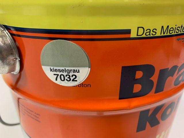 5L Brantho-Korrux 3in1 Rostschutz RAL 7032 kieselgrau Metallschutz Farbe – Bild 2