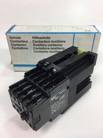 BBC KC82E GJ H2023001R0821 Kontaktor Schütz Hilfsschütz -baugleich ABB- – Bild 1