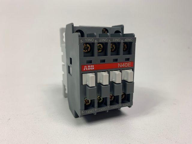 ABB N40E Hilfsschütz 1SBH141001R8040 Kontaktor – Bild 1