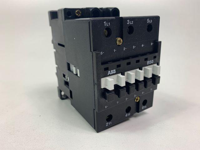 ABB B50-30-00 Kontaktor FPL3511001R8000 Schütz Hilfsschütz – Bild 1