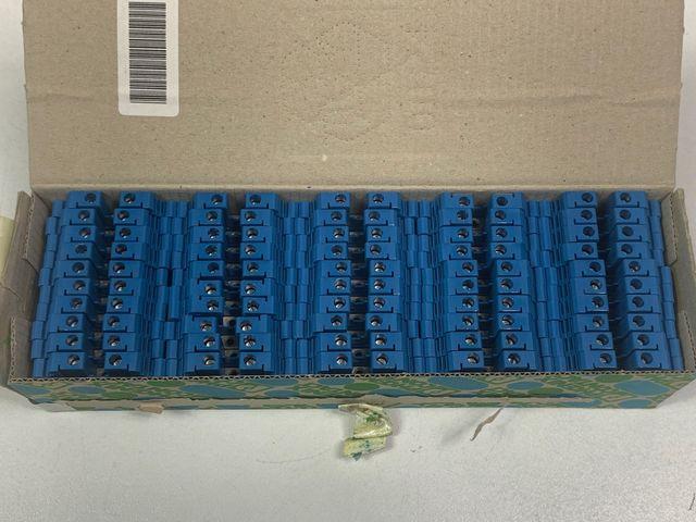 50x Phoenix Contact 5NBU Durchgangsklemme Universalklemme Klemme 3004388 – Bild 2