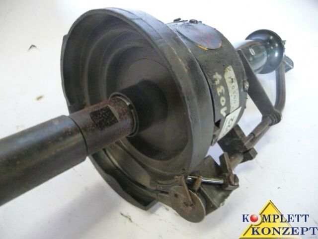 DGD HSzA-0-4 Pneumatikschrauber mit AEG Schraubautomat Vibrator – Bild 3