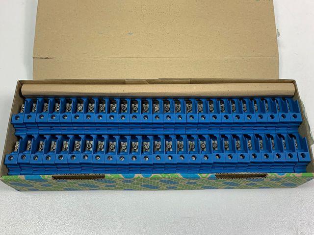50x Phoenix Contact UKN16NBU Reihenklemme Universalklemme Klemme 3033113 – Bild 2