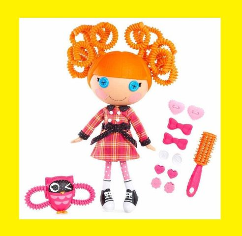 LALALOOPSY Bea Spells-a-lot Silly Hair Spells a lot Puppe 37cm MGA Entertainment – Bild 1