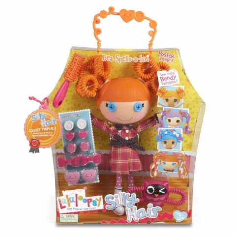 LALALOOPSY Bea Spells-a-lot Silly Hair Spells a lot Puppe 37cm MGA Entertainment – Bild 2