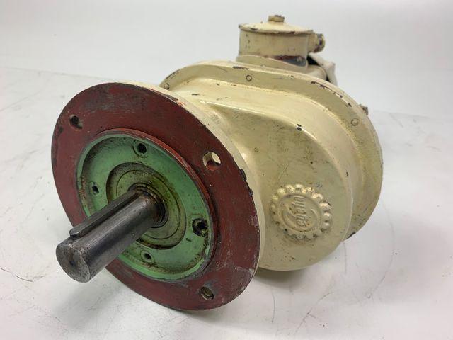 Bockwoldt CB11-4D Elektromotor Getriebemotor Motor 1380 rpm 0,25 kW – Bild 4