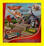 Disney Planes Skippers Flugschule Action Shifters Flight School NEU OVP 001