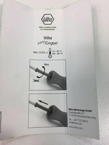 Wiha Universalhalter Easy Torque Handle 2910 2.0 Nm 29101200 – Bild 4