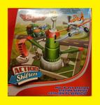 Disney Planes Tankstation Action Shifters Fill ´n´ Fly Station NEU OVP 001