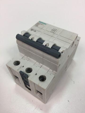 Siemens 5SL6332-7 Überspannungsschutz Überspannungsschutzgerät LS-Schalter 400V – Bild 1