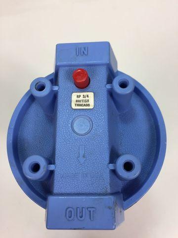 Causa Typ Clear Wasserfilter Kunststoff-Filtergehäuse mit durchsichtigem Sumpf – Bild 3