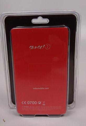 "WIKO Sunset 2 Dual Sim Touch 4"" 1,3 GHz Dual-Core 4 GB Handy 2MP Kamera coral EP – Bild 3"