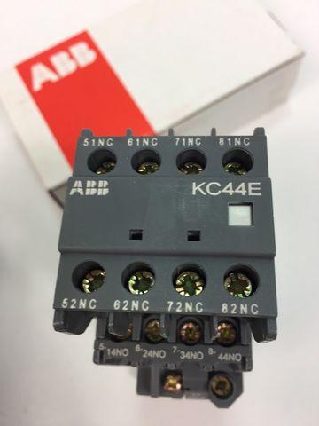 ABB KC44E Hilfsschütz  FPH1423001R0441 Contactor Schütze – Bild 1