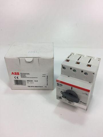 ABB MS325-12,5 Motorschutzschalter Hilfsschalter 1SA M15 0000 R1011 – Bild 1