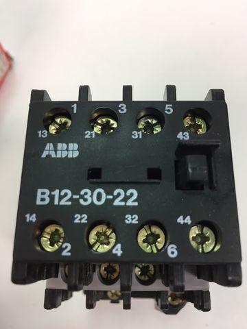 ABB B12-30-22 FPL1621001R0221 Hilfsschütz Contactor Schütz -NEU- – Bild 4