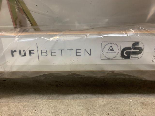Ruf Lattenrost 90 x 200 cm FHR Duo-Combo Lattenboden Federholzrahmen  – Bild 3