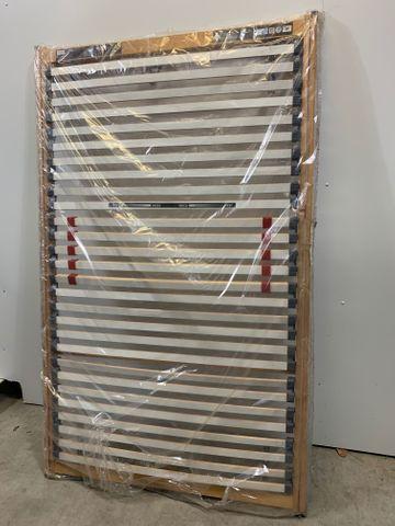 Femira Lattenrost 120 x 200 cm Duo Federholzrahmen, Lattenboden Lattenrahmen – Bild 2