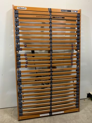 Hülsta Lattenrost 120 x 200 cm Inno Flex motorbetrieben Federholzrahmen – Bild 1