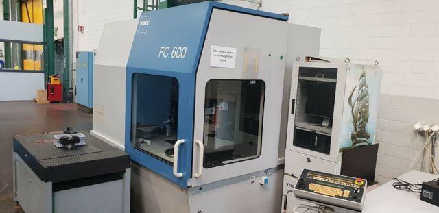 Zeiss FC 600 Kordinatenmesstechnik 3D mit PC – Bild 2