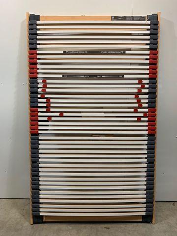 Musterring Lattenrost 120 x 200 cm Multi Move Lattenboden Federholzrahmen – Bild 1