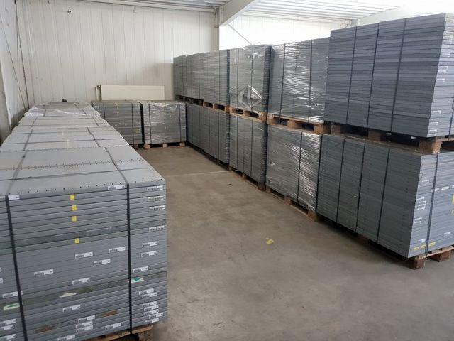 Schäfer Regal Fachboden System R 4000 LxB 995x600mm – Bild 4