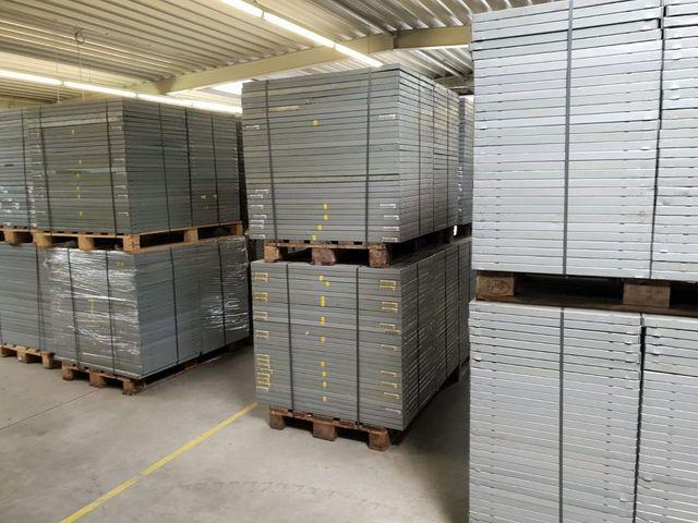 Schäfer Regal Fachboden System R 4000 LxB 995x600mm – Bild 3